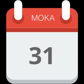 MOKA日历