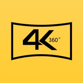 4K全景看