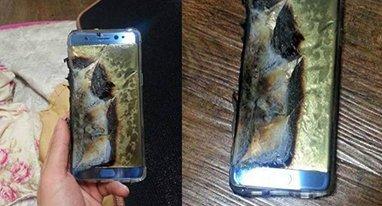 三星中国再发声:Note7非电池爆炸