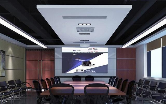 高效办公利器 商务投影让会议变得简单