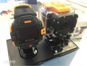 惠普运动摄像机AC300W+VuPoint手机照片打印机开箱!