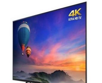 索尼43英寸4K电视:内置安卓系统