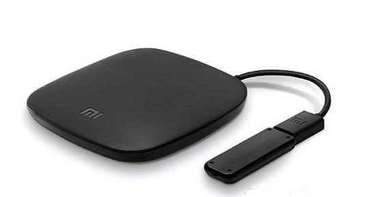 如何用OTG线给 小米盒子安装应用软件