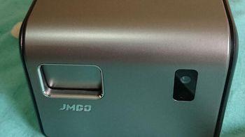 躺床看片神器—JmGO 坚果 J6S 智能微型投影仪