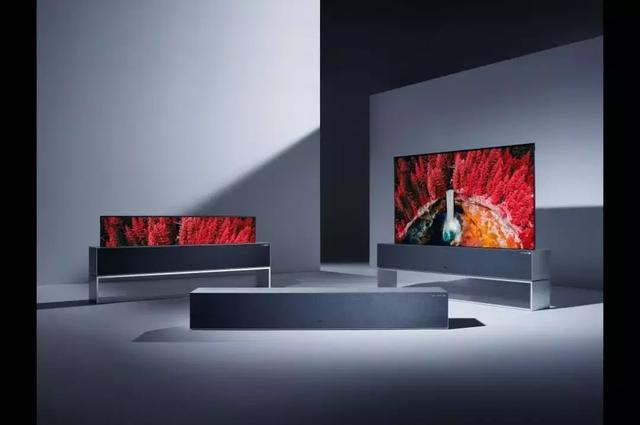 LG 展示了最具未来感的电视,但它会成为电视的未来吗?