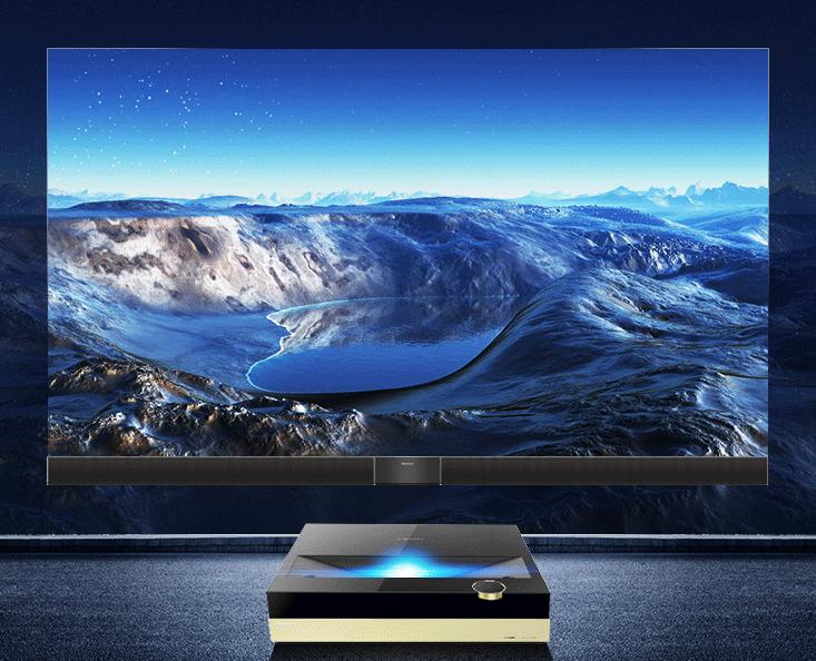 海信大屏激光电视通过U盘安装第三方软件
