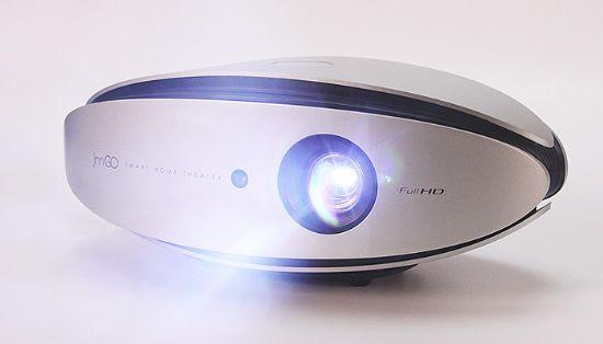 坚果X1智能影院评测 1080P投影亮度画面色彩表现出色