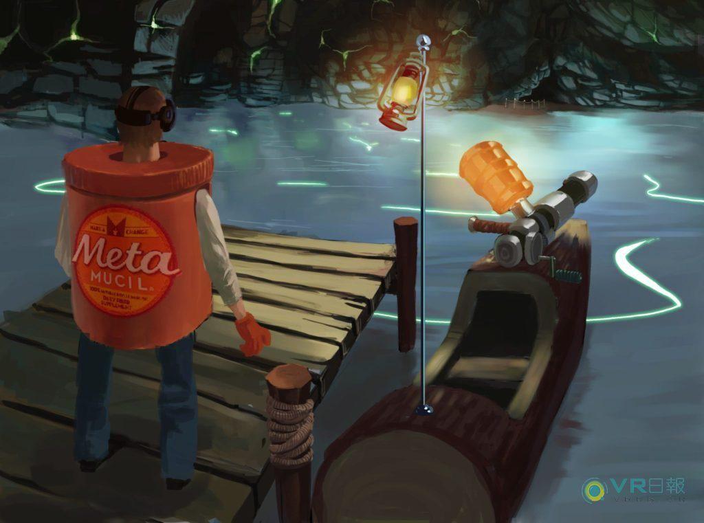 Metamucil推出VR技术用户互动体验新模式
