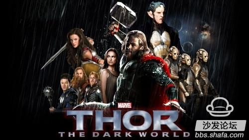 雷神2:黑暗世界高清迅雷下载,美国科幻好莱坞大片