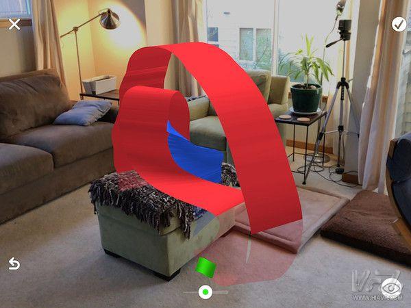 浏览器也能玩AR?Mozilla推出带WebAR的iOS应用