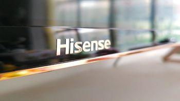 智能AI开启品质生活新时代—Hisense 海信 H55E75A 智能电视 开箱测评