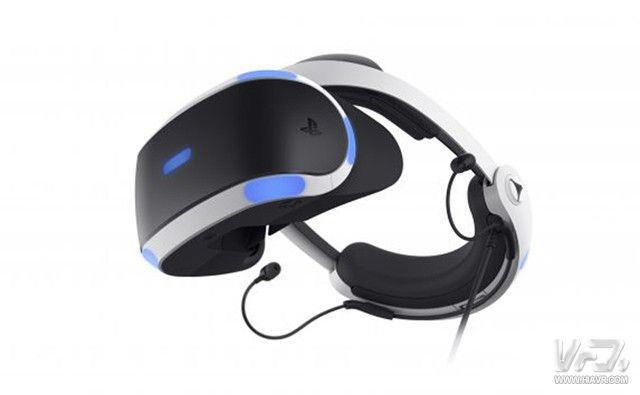 索尼新版本PS VR头显上市一周 日本销量2.7万台