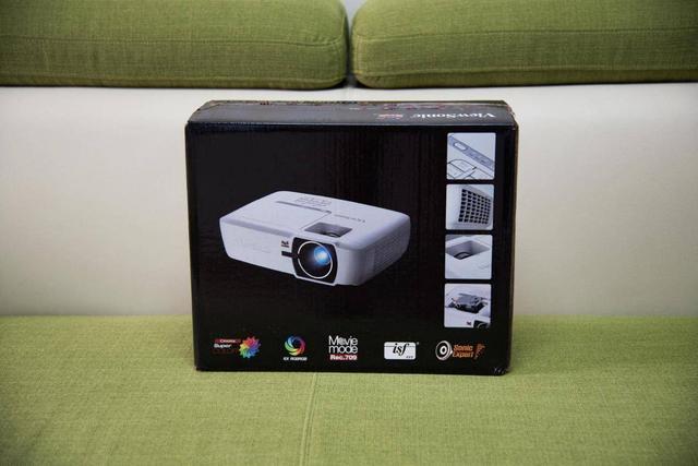 3999元客厅的3D大屏利器,优派PX725HD 1080P家用投影评测