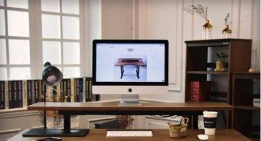 要想上班不累这个办公桌能帮你大忙
