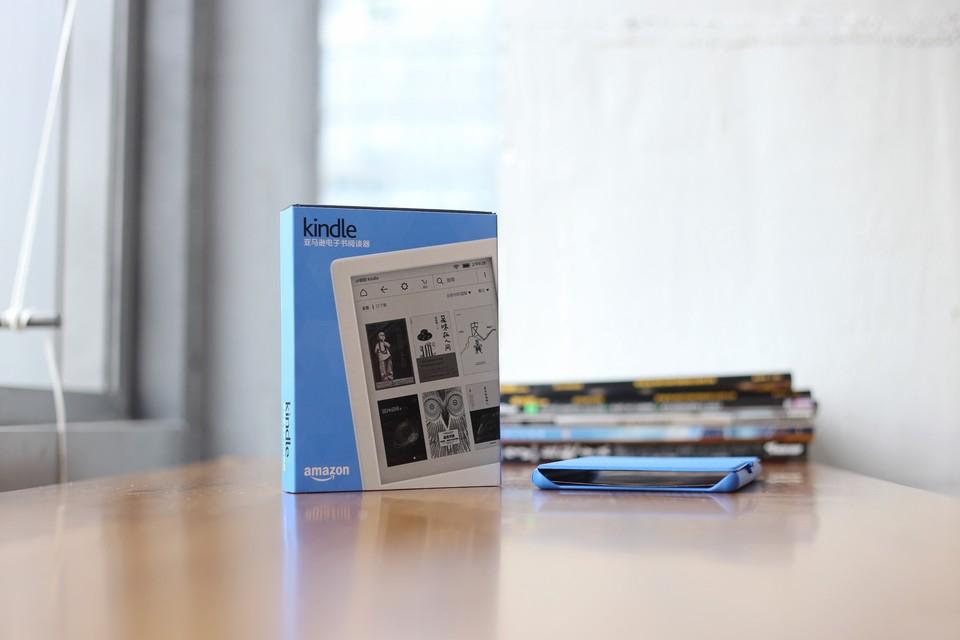 渐渐进化 Kindle 入门版最新款