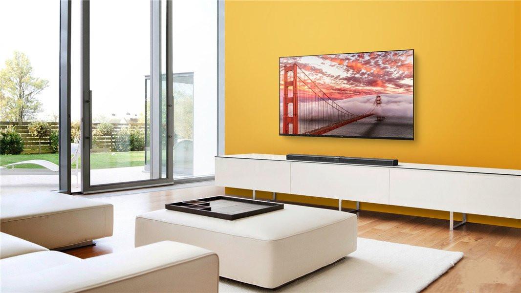 小米电视3主机开箱体验 轻松连接各种设备