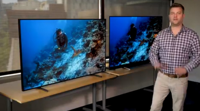 OLED PK LED:买电视应该选用哪种显示技术?
