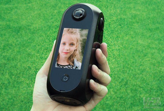 [CES 2018]Pilot Era全景VR相机亮相CES 可进行实时8K视频拼接