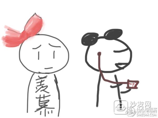 米奇老师简笔画
