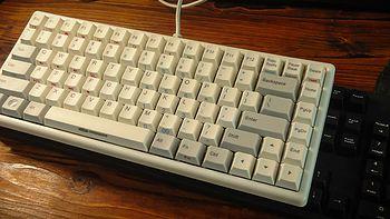 紧凑与功能的极致平衡:Noppoo Choc 84 Mini 青轴 机械键盘 使用体验