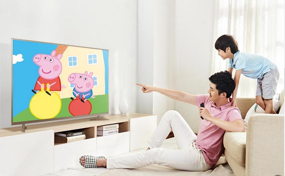 为孩子成长保驾护航 酷开防蓝光教育电视