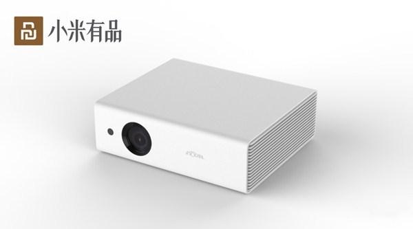 米家新品:艾洛维Me2C,打造智能投影性价比之选