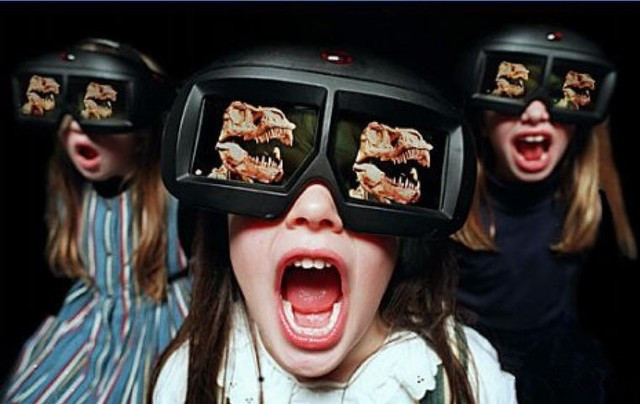 说出来你可能不信!3D电影能把你骗到哭