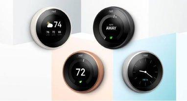 Nest恒温器新增三种配色 安全摄像头也升级了