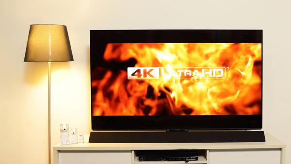 松下 4K HDR OLED面板电视,显示效果奇好