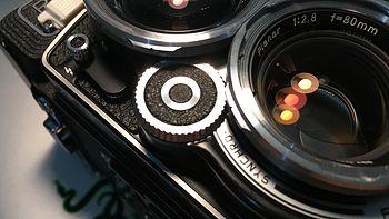 #本站首晒# 历史的沉淀 永恒的记忆 禄来 Rolleiflex 2.8F planar 相机