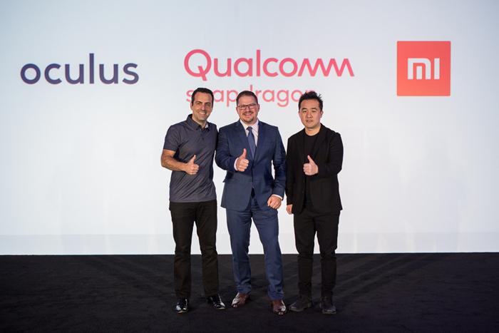 [CES 2018]小米与Oculus联手 即将推出两款VR一体机产品