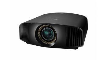 #本站首晒# 入门级4K投影机 — SONY 索尼 VPL-VW328 开箱体验