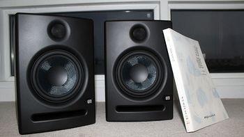 一不小心掉新坑,入门监听音箱入手记:PreSonus Eris E5 监听音箱