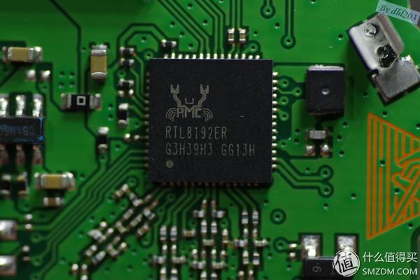 pa5200芯片实现信号放大,来自高通,rtl8812ar和rtl8192ar共同实现wifi