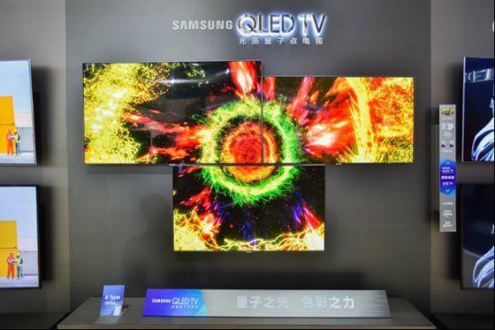 就问你怕不怕? 三星QLED TV谁与争锋!