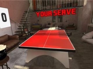 想做VR乒坛张继科?3款最佳乒乓VR游戏