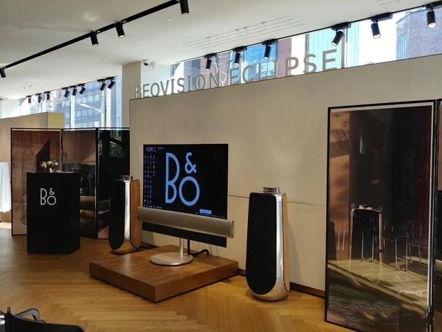 贵族视听体验!B&O奢华OLED电视上市