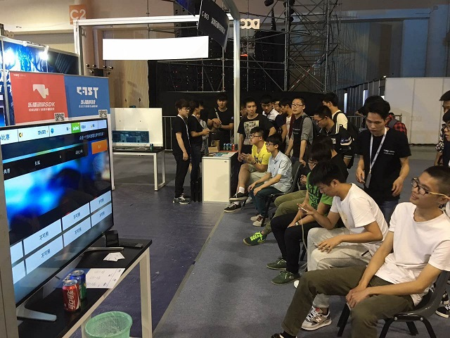 直击DCC VR产业峰会:双擎驱动下乐播科技布局产业未来