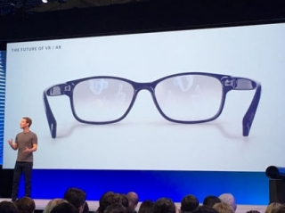 Facebook新专利 AR眼镜的底层技术开发