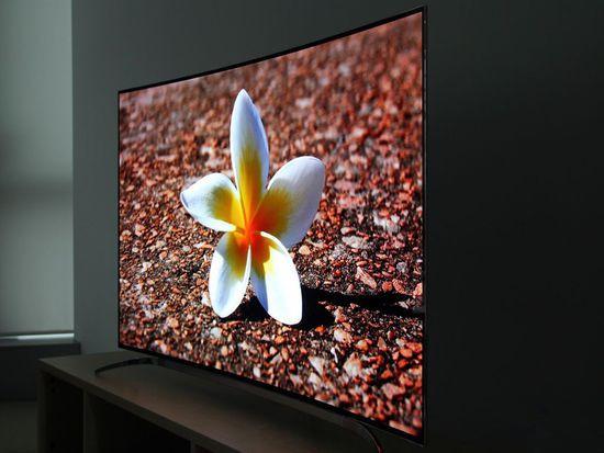 康佳OLED55X90P电视评测 划时代的轻薄