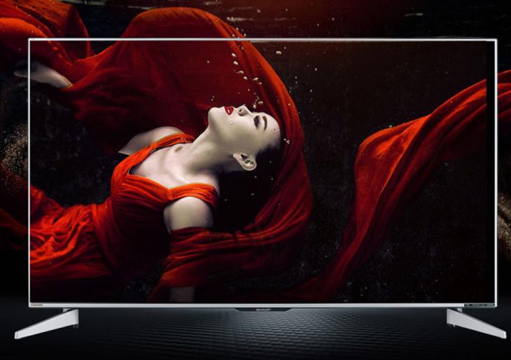 绝对值!夏普60英寸4K电视促销价3699元