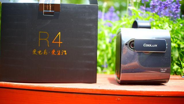 如何用酷乐视R4S投影仪收看和学习国外外语节目