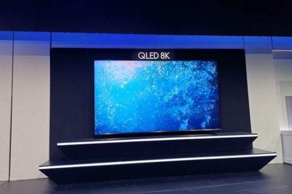 除了219英寸超大TheWall三星CES2019还展示了8K电视