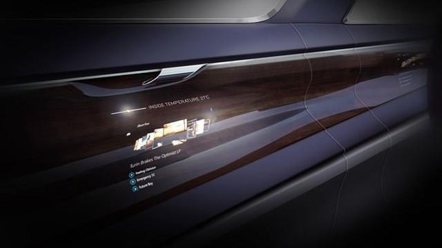 奢华DOT时代 宾利豪车结合OLED触控技术