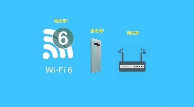 你先上还是我先上 WiFi6需路由器先行