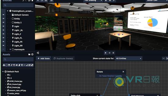 皇家墨尔本理工大学提供AR/VR在线课程 基于亚马逊Sumerian