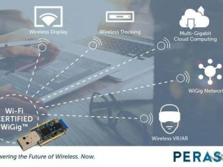 Peraso公司带来应用于VR/AR的WiGig无线解决方案