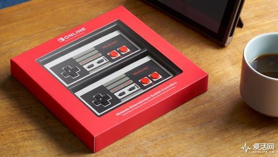 表面怀旧?任天堂官方NES主题Switch手柄满足你