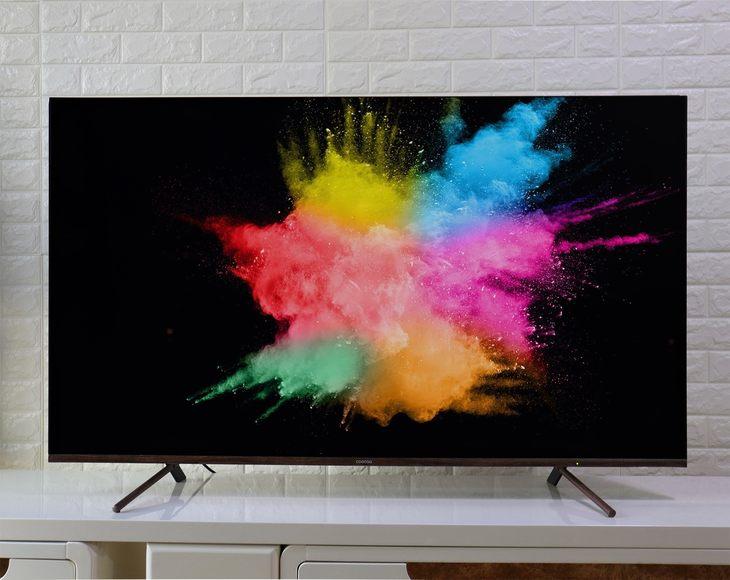健康新科技 酷开 6C 55寸高清智能全面屏液晶防蓝光电视机