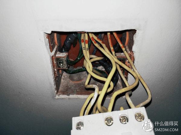 装修电路掉牌标记